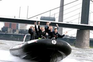 jga Düsseldorf speedboot mieten