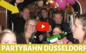 Party Straßenbahn Düsseldorf