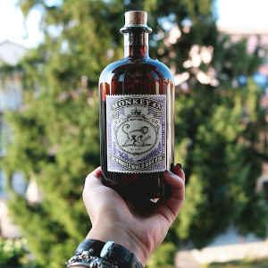 Gin Düsseldorf monkey 47